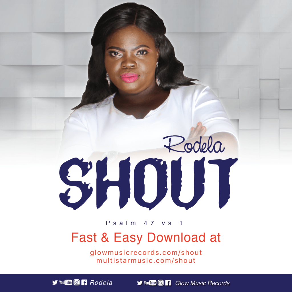 Shout by Rodela of Glow Music Ministry